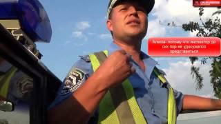 Водитель Гаишнику: Иди На Х*Й Поехали В Ровд / Как Бороться С Гаишной Наглостью !!!