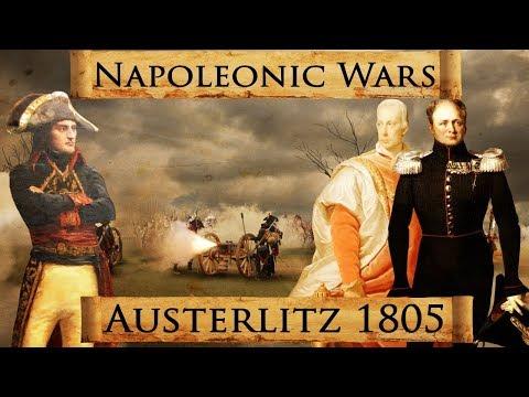 Napoleonic Wars: Battle of Austerlitz 1805 DOCUMENTARY