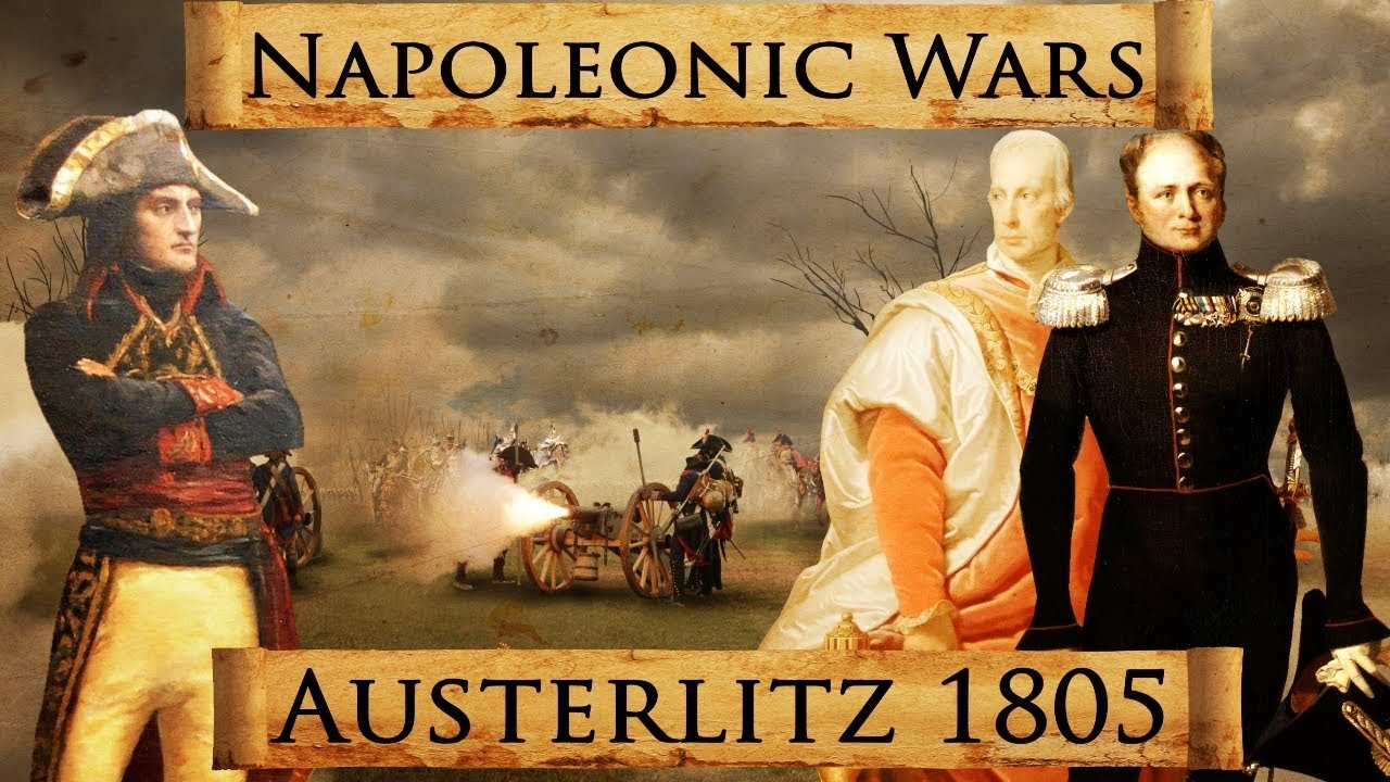 an introduction to the three wars that led to the defeat of napoleon Waterloo and the end of napoleonic war he vanquished his adversaries in three set-piece battles on napoleon led the french armies to a stunning series.