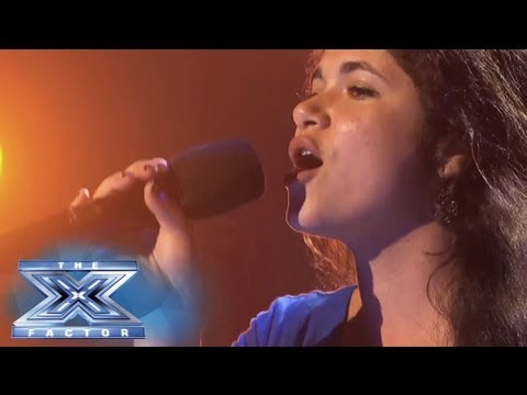 """Khaya Cohen is in """"Heaven"""" - THE X FACTOR USA 2013"""