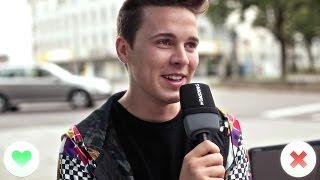 """Song-Tindern mit Felix Jaehn: """"Ich feier Eminem!""""   DASDING"""
