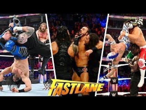 Download WWE Fastlane 2019 Highlights | 2TM
