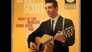 Jack Scott & The Chantones  - The Way I Walk
