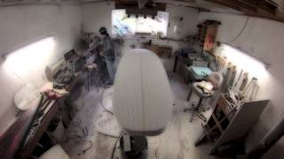 Build A Stand Up Paddle Surf Board.