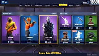 🔴 *NEW* BILLY BOUNCE Emote - SANCTUM - SUNBIRD - MEZMER Skins are BACK - May 27th Fortnite Shop