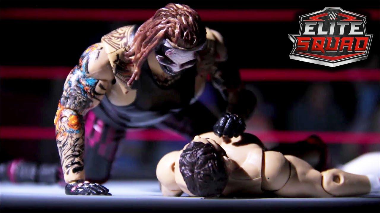 """It's """"The Fiend"""" Bray Wyatt. Let Him in!"""