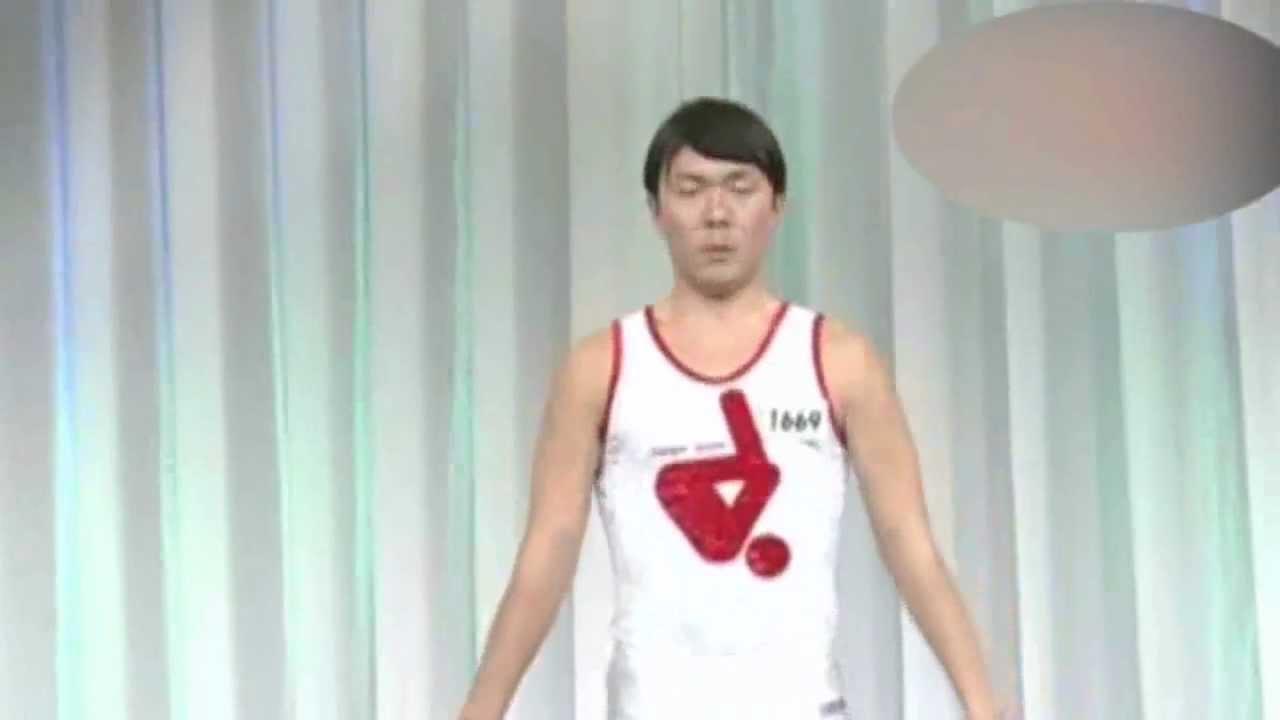 05】松雪オラキオ/体操選手の -...
