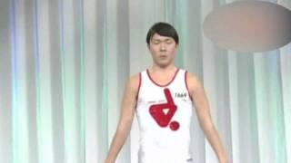 【05】松雪オラキオ/体操選手の