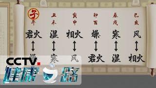 《健康之路》 20200615 中医防病宝典(下)| CCTV科教