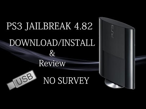 ps3 jailbreak guide