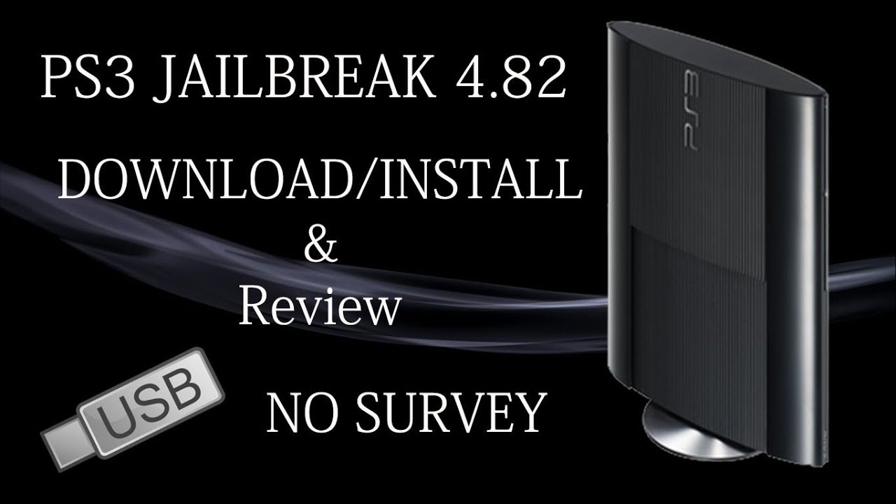 ps3 481 jailbreak download no survey no password
