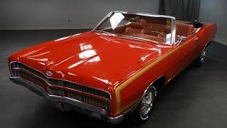 1969 Ford Galaxie XL GT Stock# 503-DET