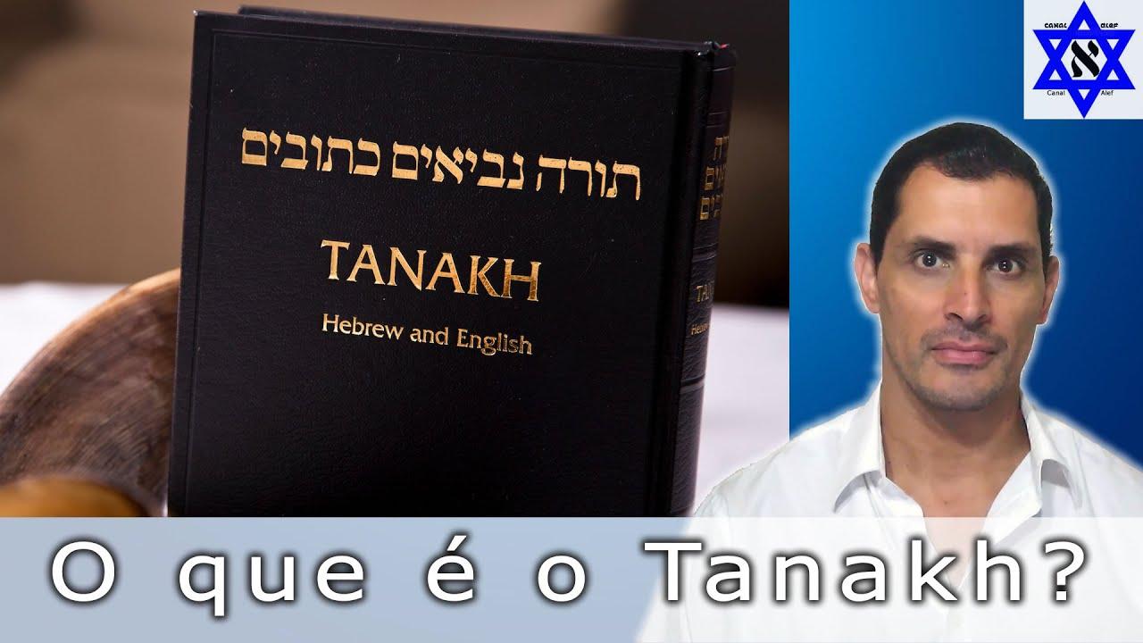 O que é o Tanakh? - Canal Alef