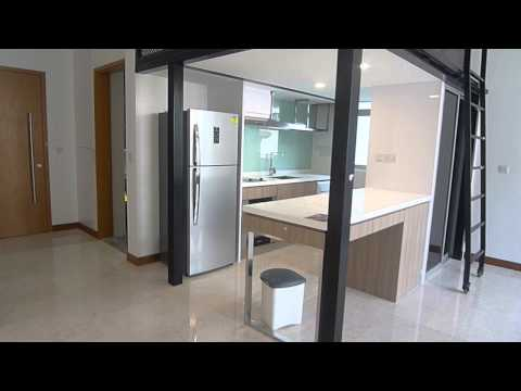 Greenwich (Singapore) studio apartment for rent