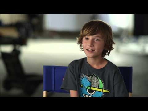 """Vacation: Steele Stebbins """"Kevin Griswold"""" Behind the Scenes Movie Interview"""