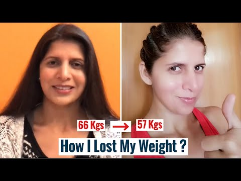 how-i-lost-my-weight-|-12-small-lifestyle-changes-i-did-to-lose-weight-|-weight-loss-tips-|-hindi