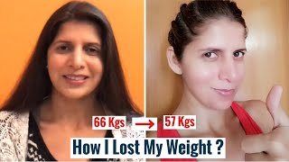 How i lost my weight | 12 small ...