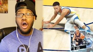 NBA 2k17 MyTeam - BIG Diamond Pull! Intense Heart Breaking Ending + Back to Back Ankle Breakers!