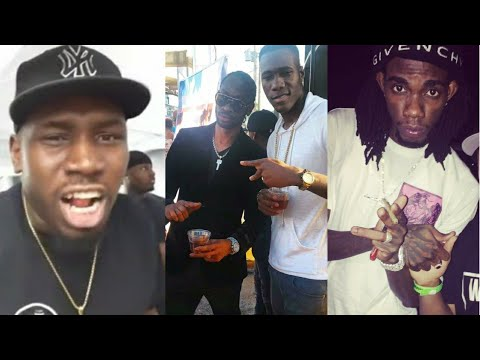 "FootaHype Warns Alkaline ""BEHAVE Your Self Or Else.!!"" Bounty Vs Alkaline!"