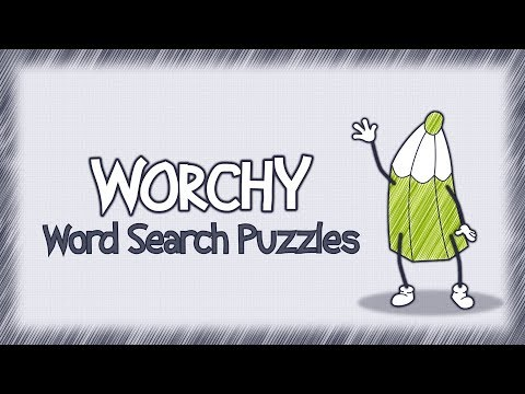 Worchy Word Search Puzzles - Facebook Instant Game