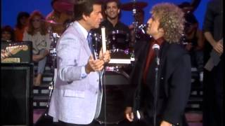 Dick Clark Interviews Matthew Wilder- American Bandstand 1984