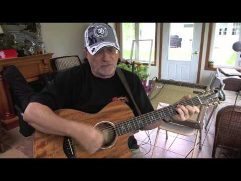 1310 -  It's A Great Day To Be Alive  - Travis Tritt cover with guitar chords and lyrics