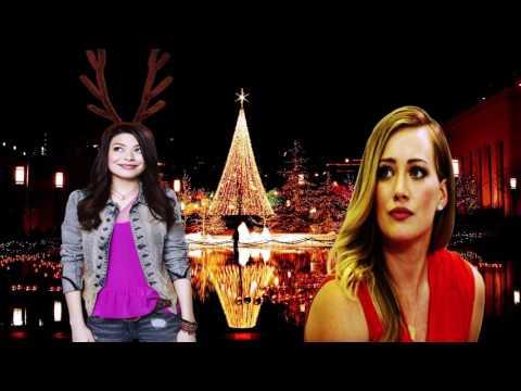 Miranda Cosgrove Ft. Hilary Duff - Last Christmas