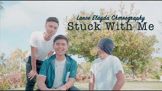 Gambar cover Stuck With Me - Timeflies | Lance Elayda Choreography