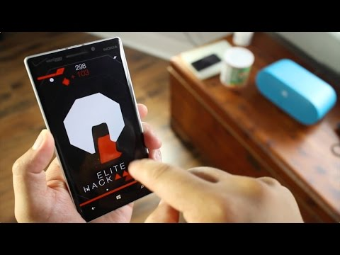 Cut and Hack gameplay for Windows Phone