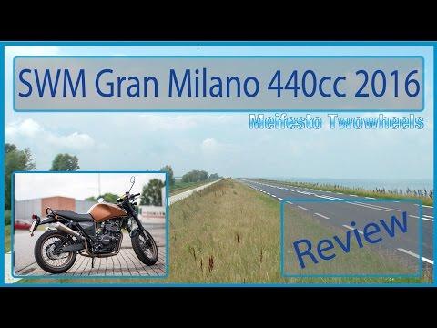 SWM Gran Milano 440 Review