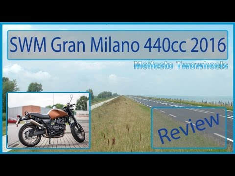 SWM Gran Milano 440 Review