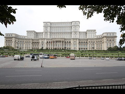 Palace of the Parliament tour - Bucharest