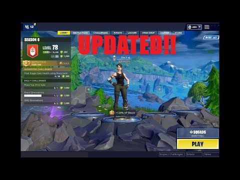 *NEW* HOW TO GET THE SMILEY FACE NEXT TO YOUR NAME IN FORTNITE!! *UPDATED* (CHAPTER 2)
