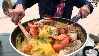 Kepiting Saus Telur Asin | RAGAM INDONESIA (24/05/19)