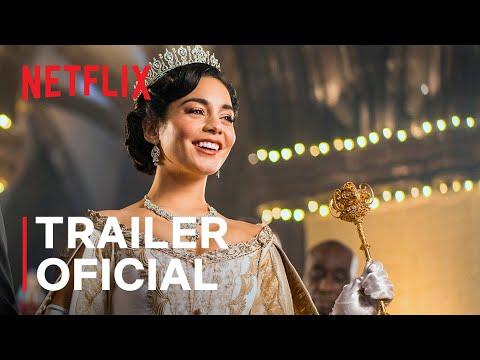 A Princesa e a Plebeia – Nova Aventura   Trailer oficial   Netflix
