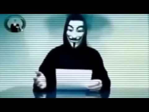 Угрозы хакеров Anonymous в поддержку Сирии к властям Америки