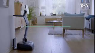 个人机器人让生活更便利