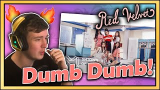 REACTION to DUMB DUMB by RED VELVET