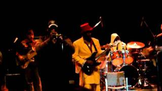 george clinton & parliament funkadelic tour