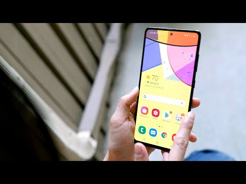 Galaxy A51 review: A worthy $400 Android phone