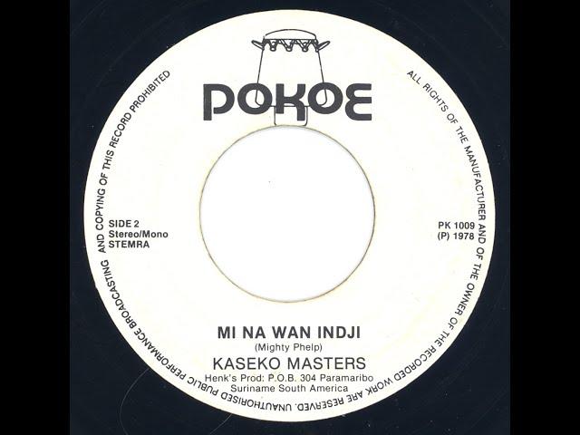 Kaseko Masters  -  Mi na wan indji  &  Djeng Djeng