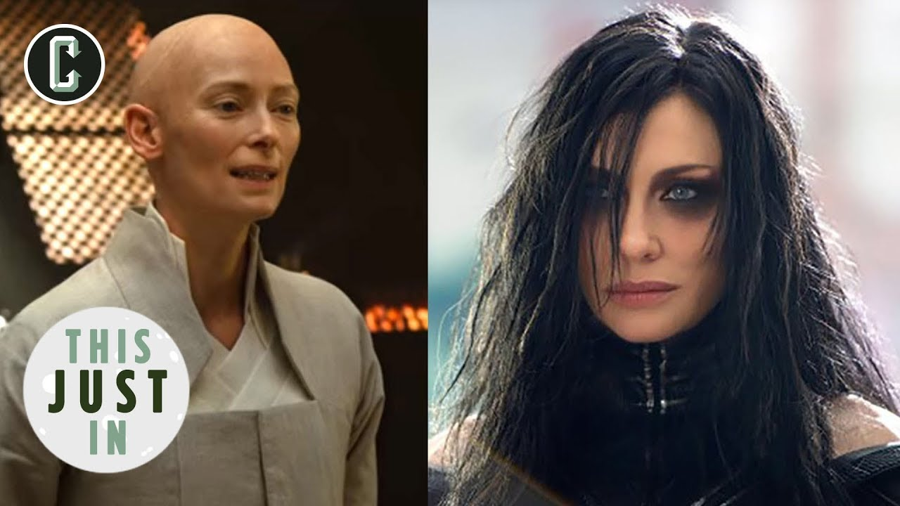 Avengers: Infinity War – Hela and The Ancient One To Appear?