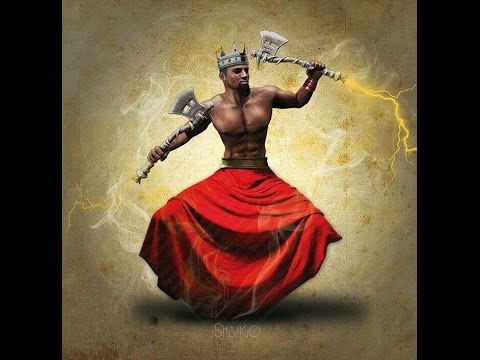 Shango Ceremonial Music -( VERY POWERFUL !)