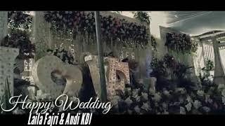 Gambar cover Pernikahan lailafajri dan ANDI KDI bersama anak'(GAMURA) gabungan musisi madura