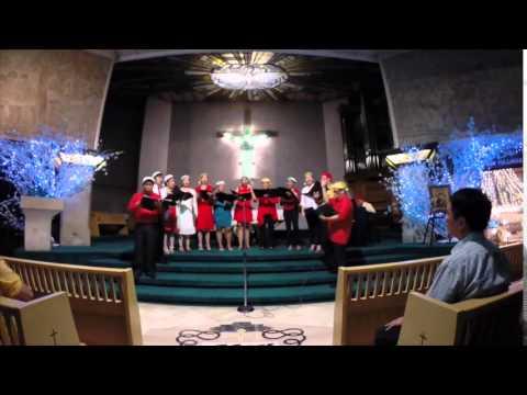 Hallelujah Chorus (Handel) by the LYRIC OPERA OF THE PHILIPPINES