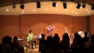 "HIROSHI TANAKA""Siboney""/E.Lecuona :arr.Yoshinori Yamada  シボネイ/E.レクオーナ:arr.山田恵範"