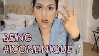 Icone-nique Challenge by Alex Gonzaga