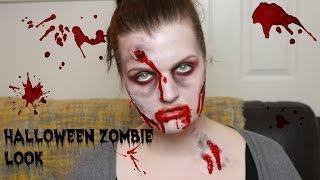 Halloween Zombie Look | LiddieLoo Thumbnail