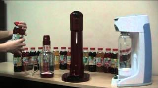 Аппарат для газирования HOME BAR Smart Turbo(Сделайте газированный напиток таким, каким он вам нравиться ... Размер пузырьков и уровень насыщенности..., 2013-04-29T12:18:46.000Z)