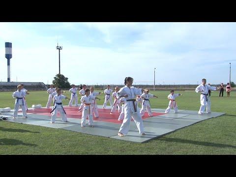 День физкультурника в Саках - привью к видео Oaq8lw78rD0